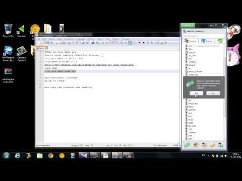 Camfrog Pro - Camfrog Pro 2013 Forever http://www.4shared.com/rar/eBgeBxCe/camfrog_pro_code_crack.html.