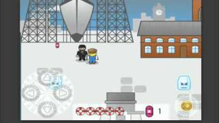 Titanic Island Game Tablet YouTube video