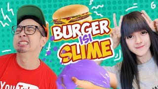Video BURGER ISI SLIME !! Wkwkwkwk #EGY enak gak ya? with Ria Yaya Riya MP3, 3GP, MP4, WEBM, AVI, FLV Oktober 2018