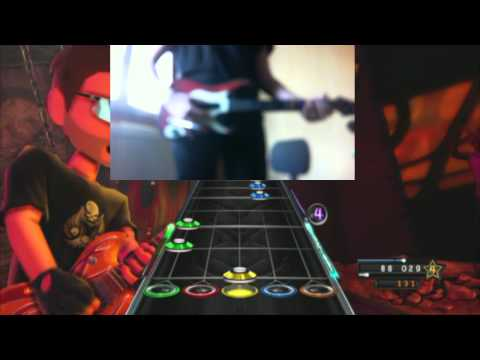I'm broken-pantera (guitar hero)