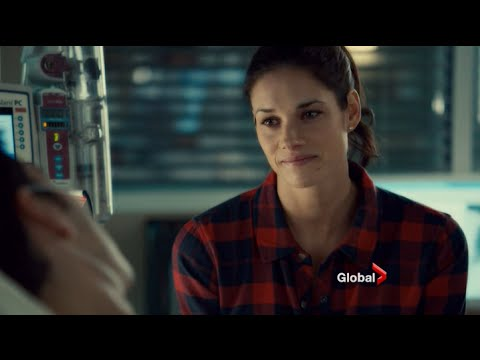 ~* Rookie Blue Season 5 Episode 1 (5x01) - Sam Wakes Up After Surgery *~