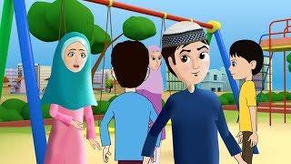 Dua when entering the masjid with Abdul Bari & Ansharah