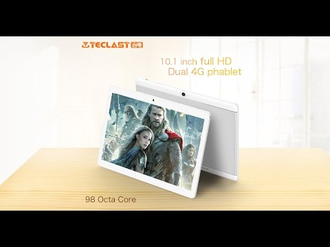 Teclast 10.1Inch 4G Phone Call Tablets PC--98 Octa Core
