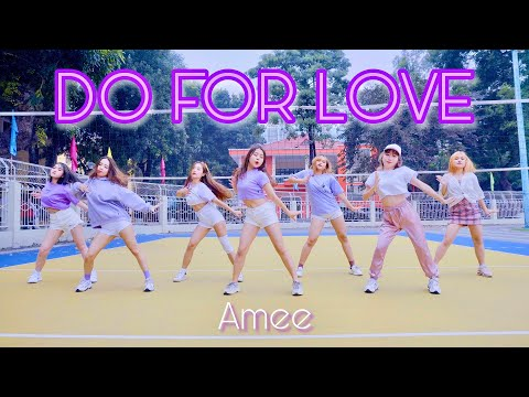 DO FOR LOVE - AMEE x BRAY x MASEW | Dance Cover by Fiancée ft Jun from XFIT | VIETNAM