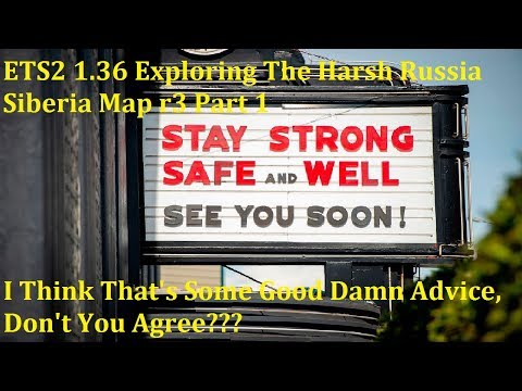 Harsh Russian Siberia DLC East fix v1.0