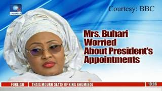 Analysing Mrs Buhari's Claims Over 'Hijacked' Government Pt 1