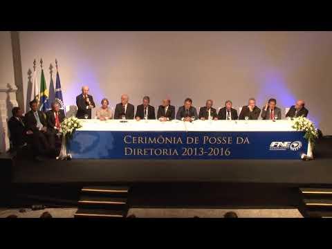 Posse FNE - Gestão 2013-2016