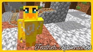 Feather Adventures : NEW ROLLERCOASTER!!! - {279}