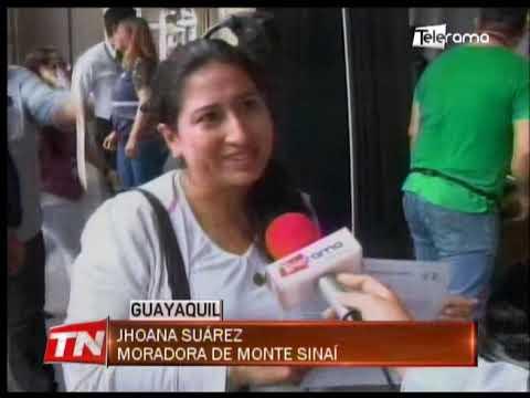 Obtienen certificados en línea para legalización de terrenos en Monte Sinaí