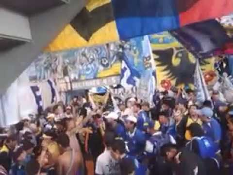 Comandos Azules DC Millonarios Vs Santa fe 2015 - Comandos Azules - Millonarios - Colombia - América del Sur