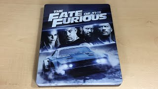 Nonton The Fate of the Furious - Best Buy Exclusive 4K Ultra HD Blu-ray SteelBook Unboxing Film Subtitle Indonesia Streaming Movie Download