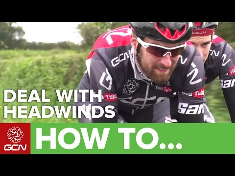 How To Ride In A Headwind | Pro Cycling Tips
