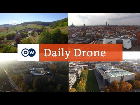 #DailyDrone: Museen in Deutschland | DW Deutsch