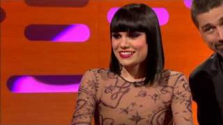 Jessie J Interviewed In A Bodystocking
