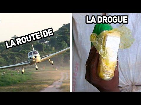 AFRICA STUPS : LA ROUTE DE LA DROGUE