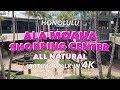 Ala Moana Shopping Center 3/29/2018 [4K] Hawaii