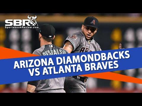 Arizona Diamondbacks vs Atlanta Braves | MLB Betting Picks | Peter Loshak & Joe Gavazzi