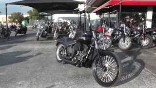 4. 015531 - 2006 Harley Davidson Softail Night Train FXSTB - Used Motorcycle For Sale