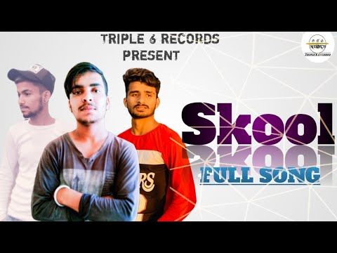 Skool :Mannu ft.Ashish jamwal (full song) Rohit sharma RB  latest Punjabi song 2020 .