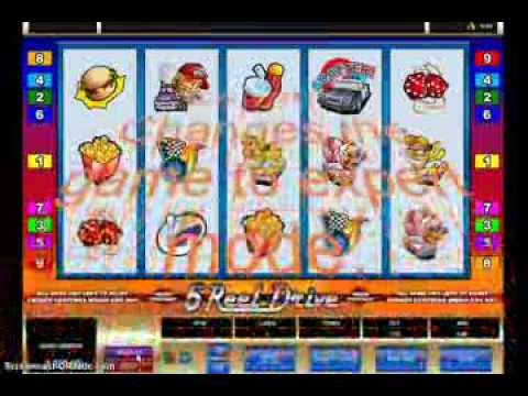 How to play 5 Reel Drive Slot game