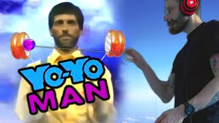 A YoYo Master Teaches Me How To YoYo by PewDiePie
