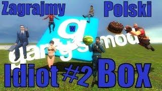 Zagrajmy w Garry's Mod: Polski Idiot Box #2 - Haaaax Atomic Strike!