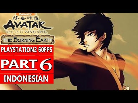 PENCARIAN APPA DI BASINGSE - Avatar The Burning Earth (Indonesia) Part 6