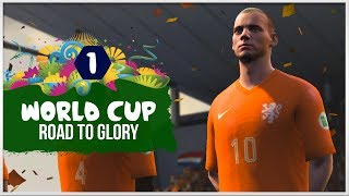 Video FIFA 14 World Cup - Road to Glory Episode 1 MP3, 3GP, MP4, WEBM, AVI, FLV Desember 2017