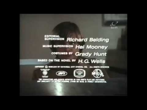 The Invisible Man End Credits