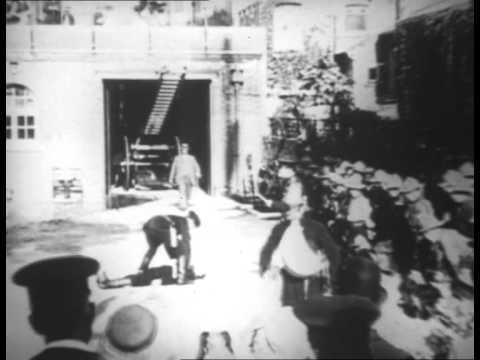 Croydon Fire Brigade, 1911