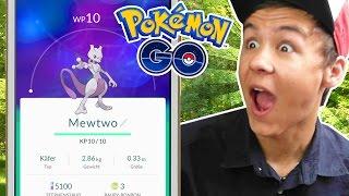 AUF DER SUCHE nach MEWTWO! | Pokémon GO [Deutsch/HD] Video