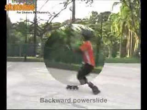 Backward Powerslide
