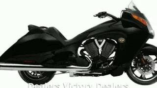 1. 2010 Victory Vision 8-Ball -  Features Engine Top Speed Transmission motorbike Info Specs