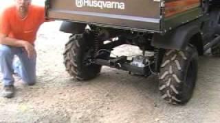 7. 2007 Husqvarna HUV4421 DXP Review