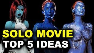Mystique Solo Movie - Jennifer Lawrence or Rebecca Romijn? by Beyond The Trailer