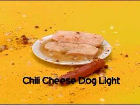 Beer Commercial-- IC Light and Chili Dog