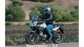 4. 2009 Suzuki V-Strom 650 ABS -  Engine Features