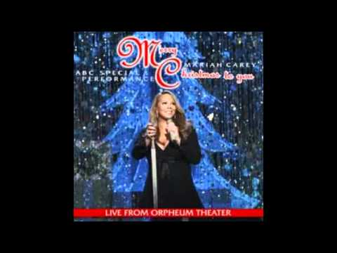 06.Mariah Carey – O Holy Night (UNDUBBED) LIVE
