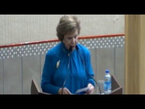Senadora Lúcia Vânia em Chapadão do Céu