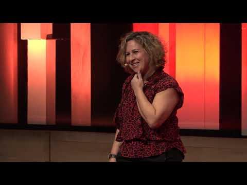 Bízunk a stratégiában és az elengedés művészetében| Ofra Graicer | TEDxBudapestSalon