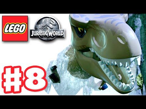 Lego Jurassic World Review - Games Finder