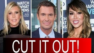 Video RHOC Vcki Gunvalson Jeff Lewis feud Escalates on radio! MP3, 3GP, MP4, WEBM, AVI, FLV April 2019