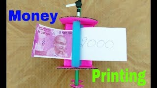 Video Money printing machine 2000 RS note INDIA By MR. RAWAT SAA MP3, 3GP, MP4, WEBM, AVI, FLV Desember 2018