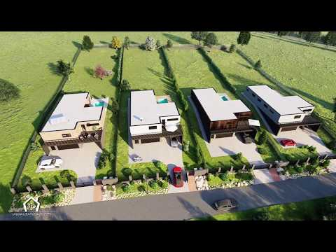 Video Prodej stavebního pozemku 1068m2, Zlín, Mladcová