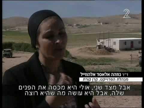 הבנק הישראלי לעניים