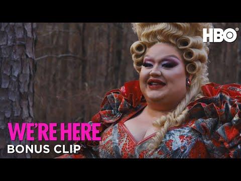 We're Here: Serving Lewks with Eureka (Episode 5 Bonus Clip) | HBO