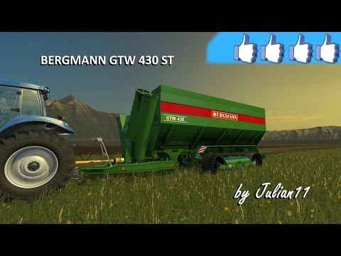 Bergmann GTW Tracks v1.0