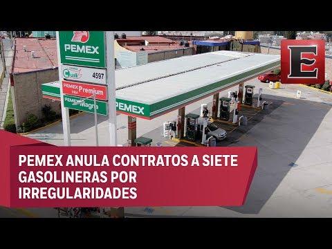 Gasolineras de Puebla investigadas por compra de combustible robado