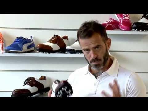 Le scarpe da golf