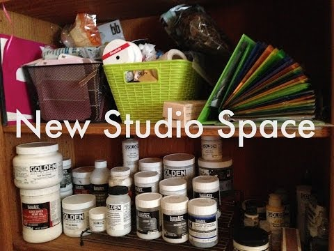0 New Mini Studio Space Tour